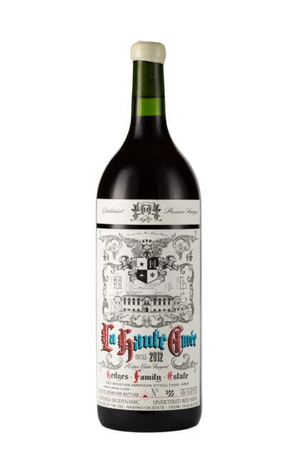 Bottle shot of a 2012 La Haute Cuvée magnum